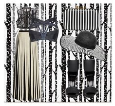 """""""Untitled #30"""" by queenlimerose ❤ liked on Polyvore featuring Iris van Herpen, By Malene Birger, Agent Provocateur, Dorothy Perkins, Lulu Guinness and Pierre Hardy"""