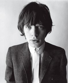 21 Haircuts Worth Borrowing From the Boys — Mick Jagger
