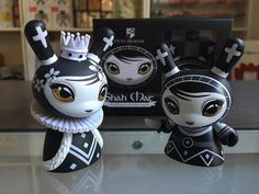 Here is the Daily Deal! 10% off Shah Mat Dunny Blindboxes from Otto Björnik X Kidrobot! Have you completed your chess set yet? #dailydeal #shahmat #dunny #ottobjornik #kidrobot  #arttoys #arttoy #vinyltoy #vinyltoys #designertoys #desgnertoy #designer #designers #art #vinyl #toy #toys #collectibles #collectible #markham #mindzai #toronto