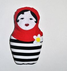 Babushka Doll Heat Pack