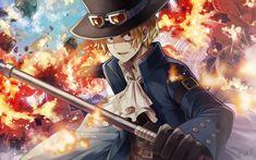 Anime One Piece  Sabo Wallpaper