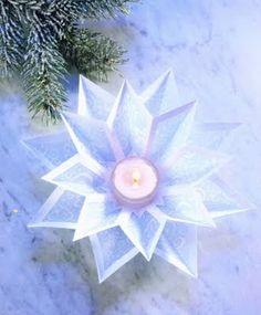 karácsonyi papírhajtogatás - Marta Szabo - Picasa Web Albums