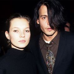 <p>The Nineties seem to be a very popular editorial trend right now (see: i-D, Dazed, Fucking Young) and we couldn't let it slip by without a mention of the quintessential couple of all couples,
