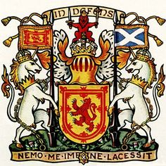 Scotland Coat of Arms