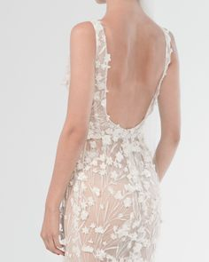 Reem Acra is a renowned international designer known for her breathtaking collections in Ready-to-Wear and Bridal. Reem Acra Wedding Dress, Wedding Dresses, Wedding Bride, Bridal Gowns, Marie, Ready To Wear, Couture, Chicago, Lady