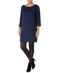 Ria Raschel Dress