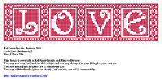 Assisi Love Bookmark 2