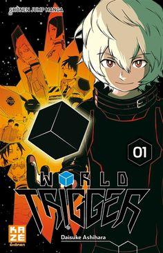 World Trigger 01 - Kuga Yûma est un étudiant étranger qui vient d'arriver dans la ville de Mikadoshi. Mikumo Osamu, un autre élève de sa classe est chargé de s'occuper du nouveau venu, mais le premier jour à la sortie des cours, ils assistent à l'ouverture d'une brêche dans la réalité, et à l'apparition d'un Naver, race d'envahisseur qui vient d'un monde parallèle.