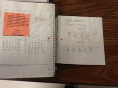 Multiplication foldable continued