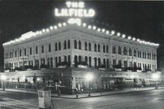L.H. Field's Department Store. Remember this well from my childhood, we used to love riding the escalator.