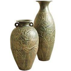 dragonfly vases