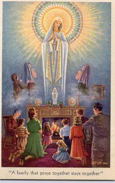 Devoção a Maria na Família