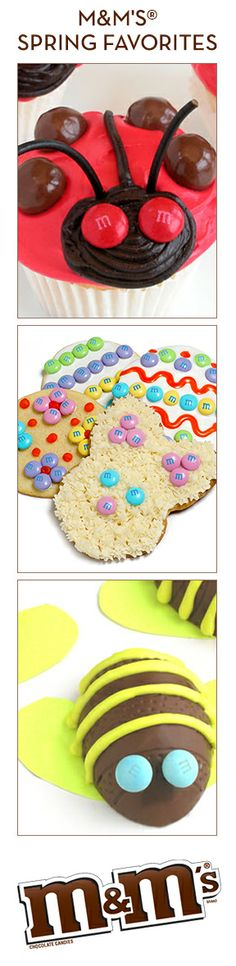 M&Ms Baking Recipes