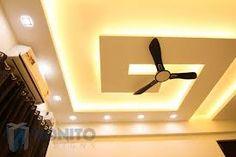 Image result for false ceiling design for rectangular living room