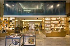 Teresita Fernandez commission at Louis Vuitton's San Francisco Union Square Maison location