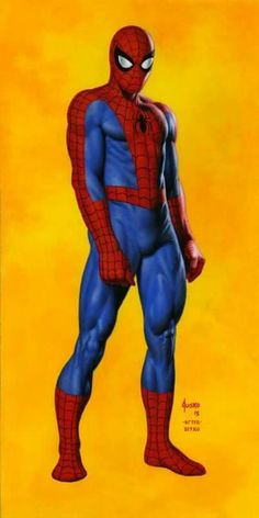 Spider Man • Joe Jusko