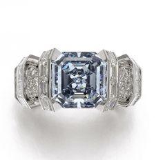 The Sky Blue Diamond