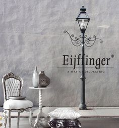 Eijffinger Wallpower Wanted White Wall 301651