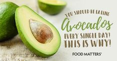 Avocados are the perfect food when wanting to eat something fatty, but healthy. Here are 20 facts that will make you love avocado even more!