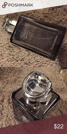 Gucci by Gucci cologne for men Gucci men's cologne slightly used Gucci Other
