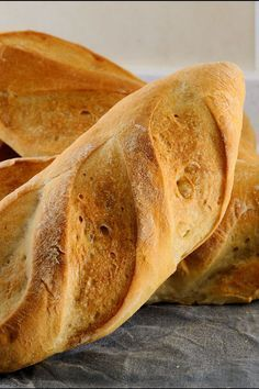 Homemade Crusty French Bread #homemadebread #frenchbread http://sulia.com/my_thoughts/6a61c300-81d3-49fb-ac49-4f700a2e536c/?source=pin&action=share&btn=big&form_factor=desktop