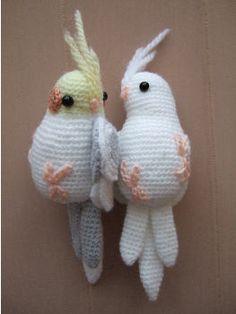 ことり屋2006-2 ... No patterns, but loads of supercool cute birdpics