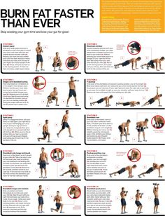 10 Moves to Help Burn Fat Faster than Ever - Spartacus Workout