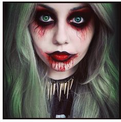 zombie prom queen makeup - Google Search