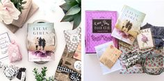 Folded Pages Gift Guide: Book Subscription Boxes Book Subscription Box, Guide Book, Distillery, Book Lists, Gift Guide, Good Books, Gallery Wall, Gifts, Presents