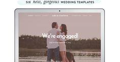Squarespace Custom Wedding Websites + A Discount! - Style Me Pretty