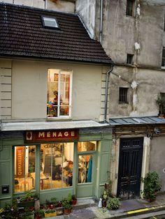 Voyeuristic Photos Capture Intimate Scenes Through Apartment Windows in Paris - My Modern Met