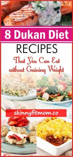 Here are 8 Dukan Diet recipes that you can make and consume without adding weight. For a full READ, Click below!