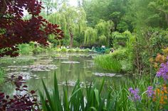 Giverny, France | Giverny and Versailles Small Group Day Trip from Paris Package Start $ ...