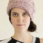 Cadence Cabled Cloche Crochet Pattern
