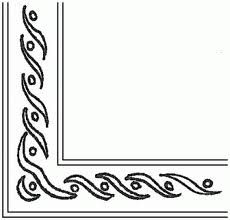 free black page border border designs pinterest free black