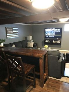 Basement Ideas 40