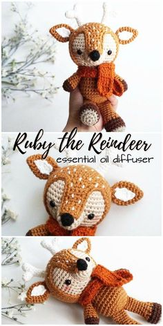 Knitting Pattern-Danger Mouse Inspiré Chocolat Orange Housse//15 cms jouet