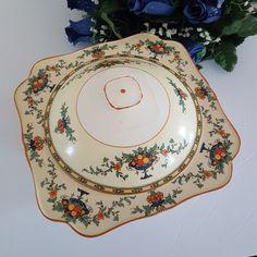 Bubble Paper, Orange Center, English Decor, Glass Tea Cups, Art Deco Pattern, Color Scale, Small Bouquet, 9 Square, Painting Trim