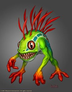 Murloc by Arsenal21 on deviantART