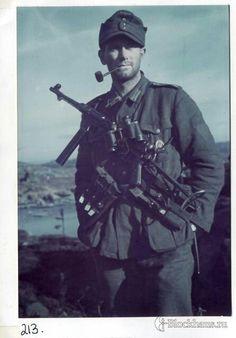 German soldier - USSR