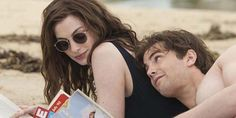 Movie One Day. Anne Hathaway and Jim Sturgess