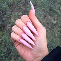 People Also Love These Ideas Long Stiletto Nailslong Acrylic