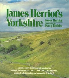 James Herriot's Yorkshire by James Herriot (American printing). I found this version at the Friends of the Library donated book sale. One can find such worthwhile and wonderful books there.