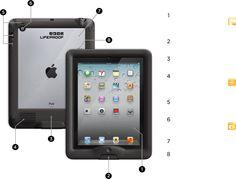 iPadProtective Case for iPad and iPad 2 |LifeProof