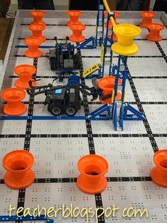 Quot Ray Gun Quot Is An Alternate Build Of The Vex Robotics Pick