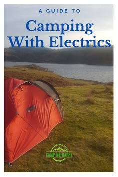 Do you hook up when camping? This is our guide to buying an electric mains kit and using it safely.