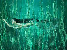 Fantasy Mermaids | Fantasy Mermaid Hintergrund 1400 x 1050 - Id: 114285 - Wallpaper Abyss