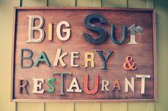 Big Sur Bakery & Restaurant