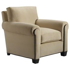 Baker Furniture : Cinema Club Chair - 6384-37 : Sofas : Thomas Pheasant : Browse Products
