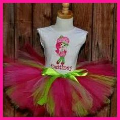 Strawberry tutus Fb:Partyfavors tutu items  personalize tutus. for more inquiries send a personal message or txt +639-0642-52657
